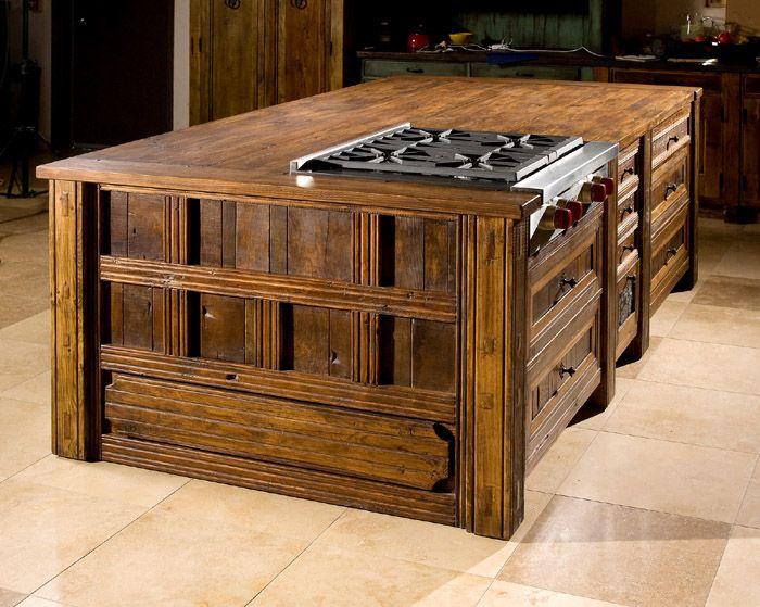 25+ best custom kitchen islands ideas on pinterest