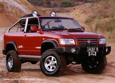 Holden Jack8 Concept (2001)