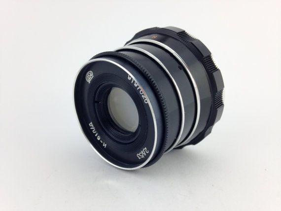 Industar-61L/D 2.8/53 Screw Mount 39mm Lens от BestVintage4You