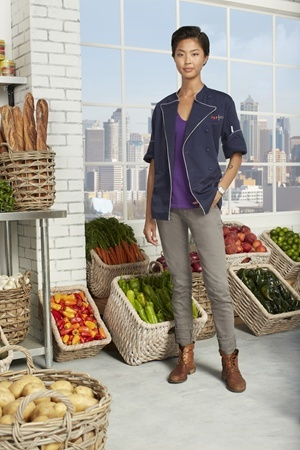 Chef Kristen Kish - Top Chef Season 10 Winner #lcbchicago #topchef #bravo