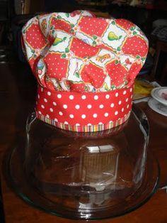 Como hacer un sombrero de Chef introd