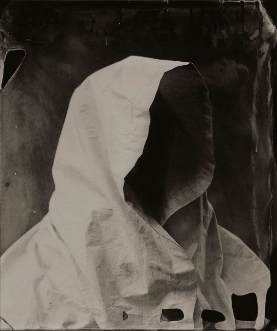 Guardian (After Sassoferrato), 2006 ambrotype  Ben Cauchi