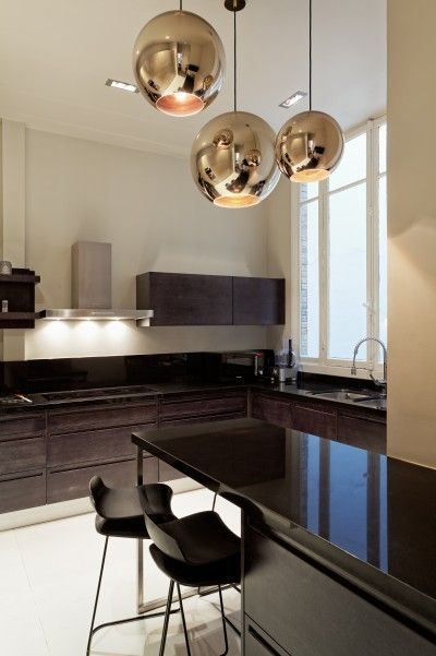 28 best images about cuisine moderne on pinterest. Black Bedroom Furniture Sets. Home Design Ideas