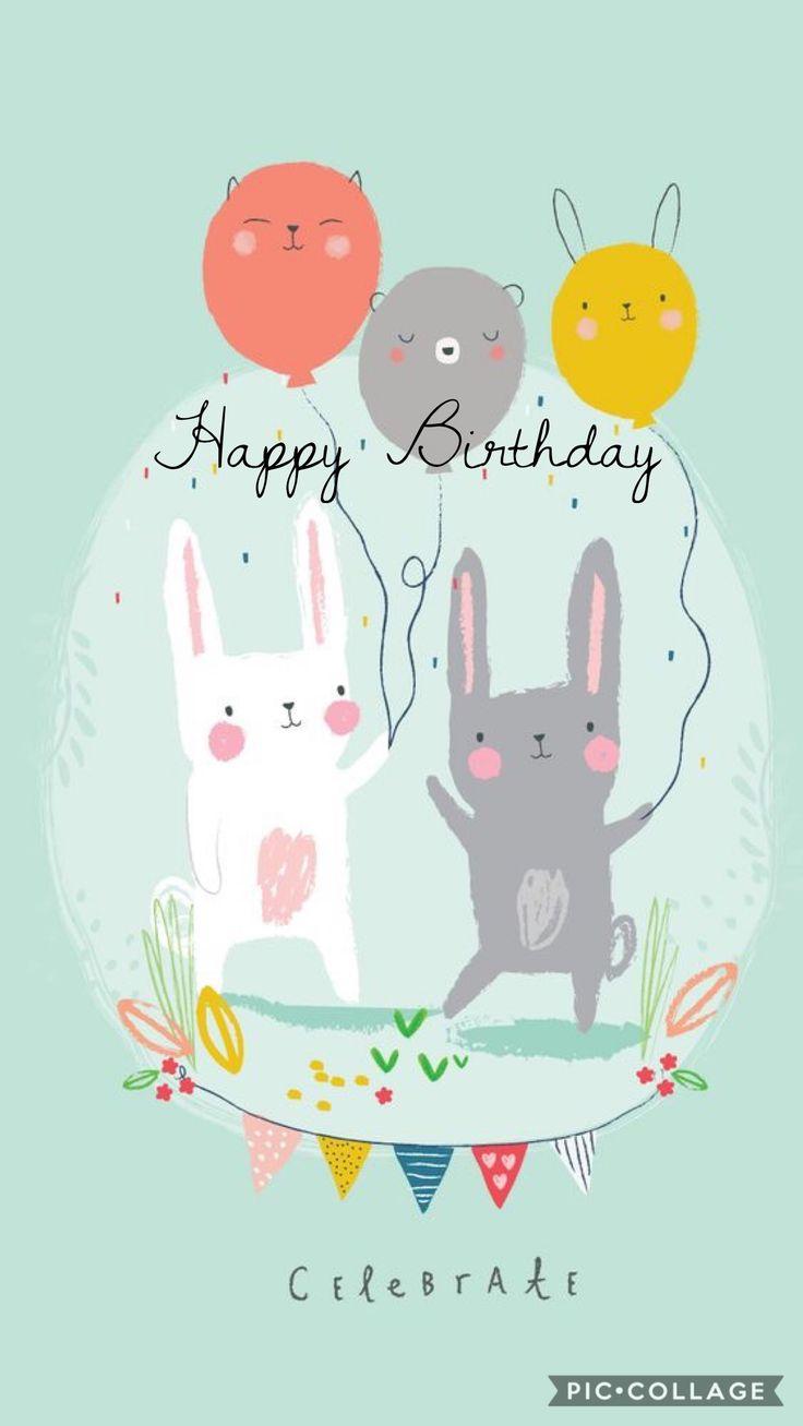 4007 Best Happy Birthday Images On Pinterest Happy Birthday