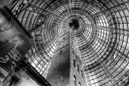 Melbourne central,Historic Shot Tower