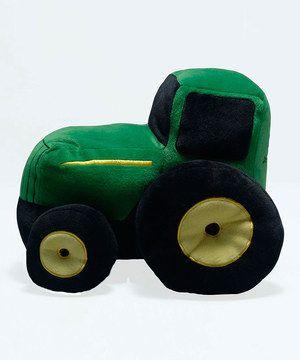 Tractor Pillow by Scene Weaver #zulily #zulilyfinds