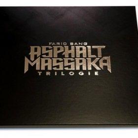 Farid Bang – Asphalt Massaka (Die Trilogie) | Mehr Infos zum Album hier: http://hiphop-releases.de/deutschrap/farid-bang-asphalt-massaka-die-trilogie