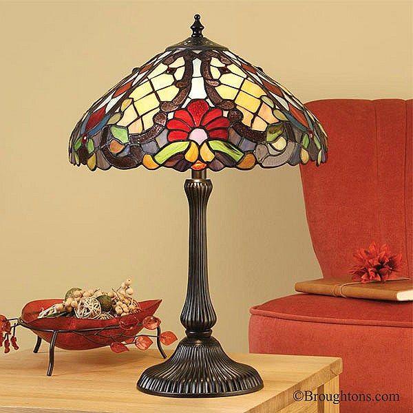 Interiors 1900 Diana Small Tiffany Table Lamp