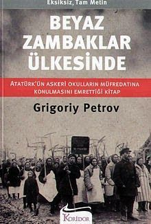 """Grigoriy Petrov """" Beyaz Zambaklar Ülkesinde """" ePub ebook PDF ekitap indir - e-Babil Kütüphanesi"""