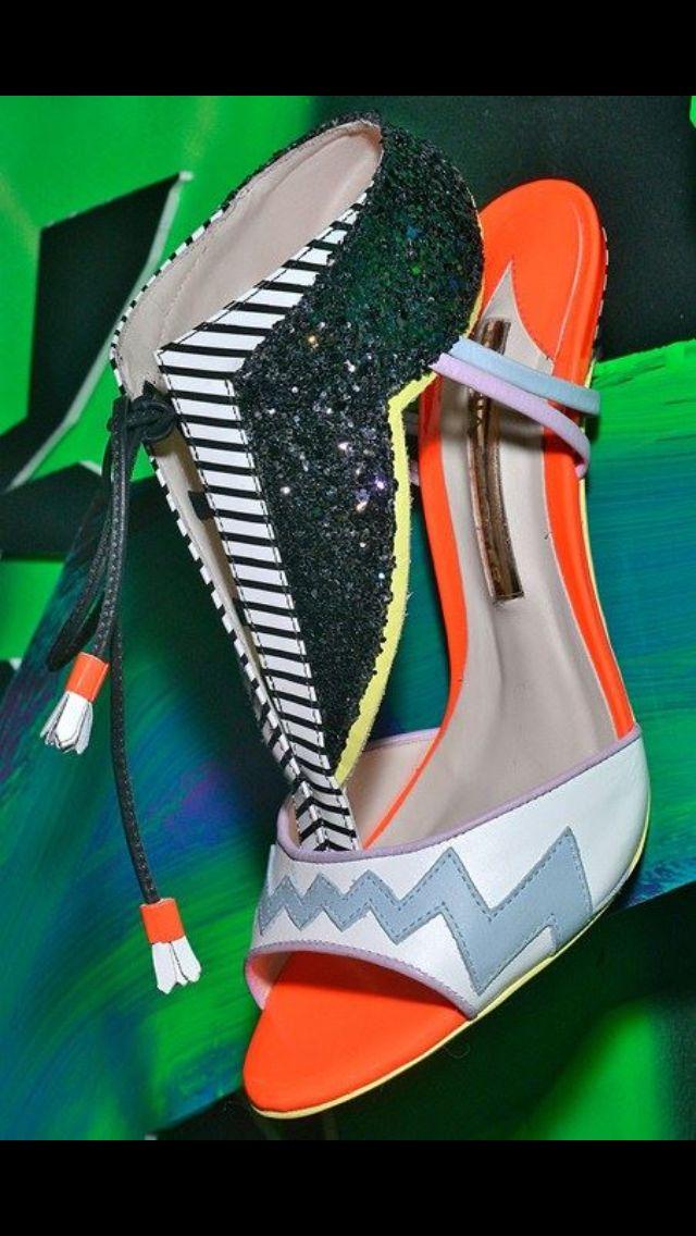 Вебстер - сумасшедшая обувь