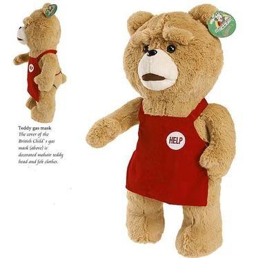 """New 19.7"""" Teddy Bear Ted The Movie Man's Plush Dolls Ted Bear Toy Bear  $46.00 + 6.00 S/H"""