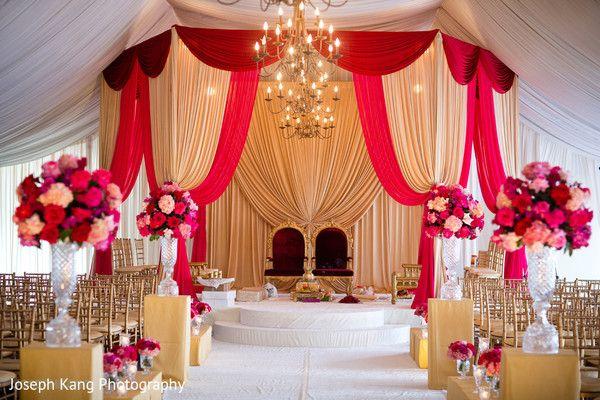 Mandap Wedding Floral Decor Pinterest