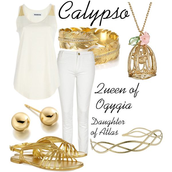 Calypso, created by ellalea on Polyvore