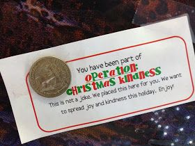 Young Women in Excellence: Good Works #3- Service Scavenger Hunt- Random Acts of Kindness