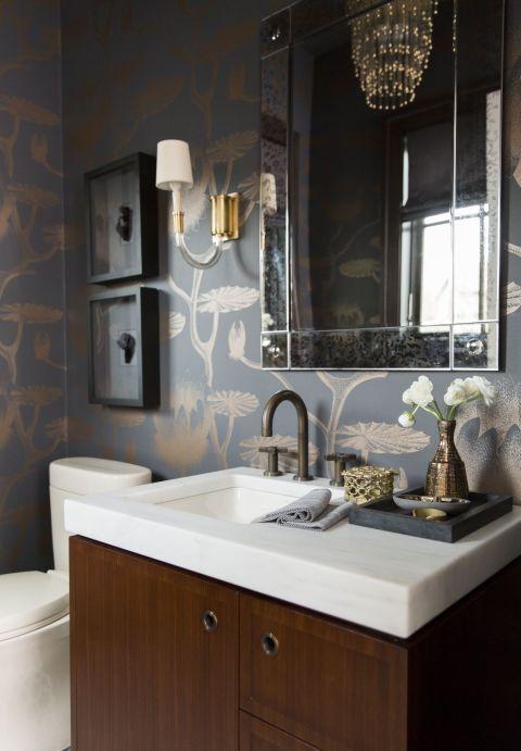 17 mejores ideas sobre papel pintado para paredes en - Papel para cubrir paredes ...