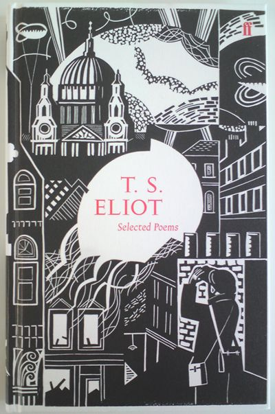 TS Eliot (and 80th anniversary woodcut cover editions!)