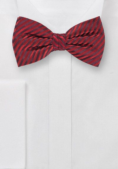 Cheap Sale Get Authentic Clearance Supply Self tie bow tie - Dusty pink with tonal herringbone pattern Notch Discount 2018 Nicekicks Sale Online R7XK89AS9