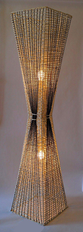 best  unique floor lamps ideas on pinterest  floor lamp  -  unique floor lamps that definitely deserve the spotlight
