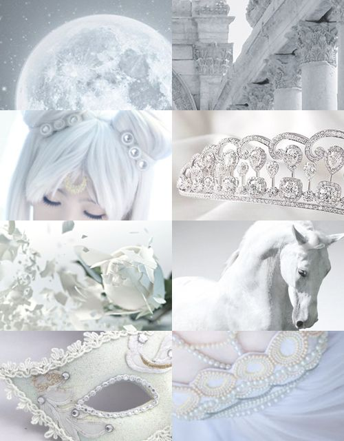 Aesthetic: Princess Serenity (Sailor Moon) Previous: Prince Endymion
