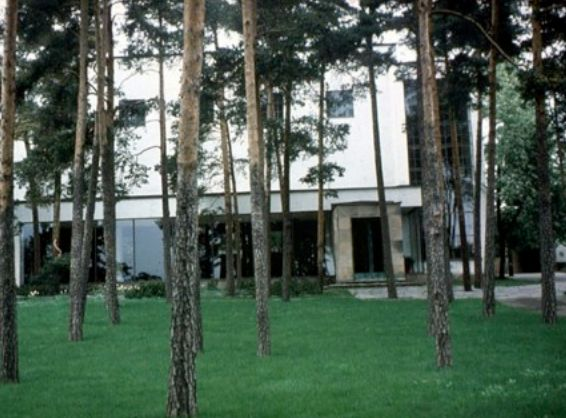 Resurrection Chapel, Turku, Finland, Erik Bryggman, 1941