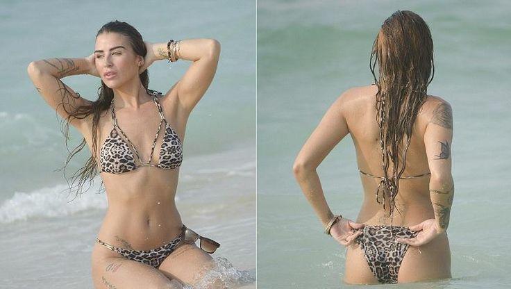Η πρώην ερωμένη του Ρούνεϊ σε «καυτή» εμφάνιση (pics) > http://arenafm.gr/?p=265540