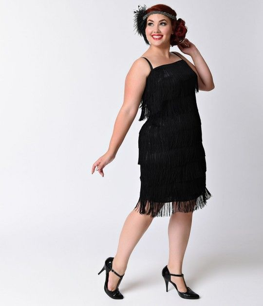 the 25+ best plus size flapper dress ideas on pinterest | 1920s