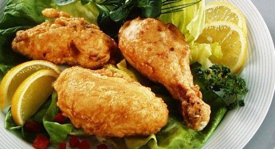 Sarımsaklı Çıtır Tavuk Tarifi | Yemek Tarifleri