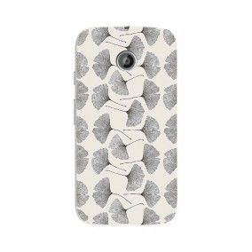 Motorola Moto E(2nd Gen) Ginko Leaves Case (Ginko leaves are my favorite kind!!!)