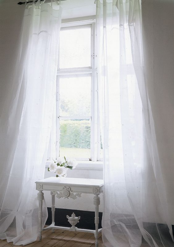 Summer feeling with these curtains