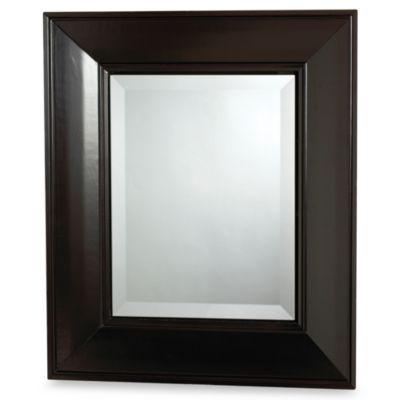 Espresso Concave Frame Medicine Cabinet 150 Can Be Recessed But Also