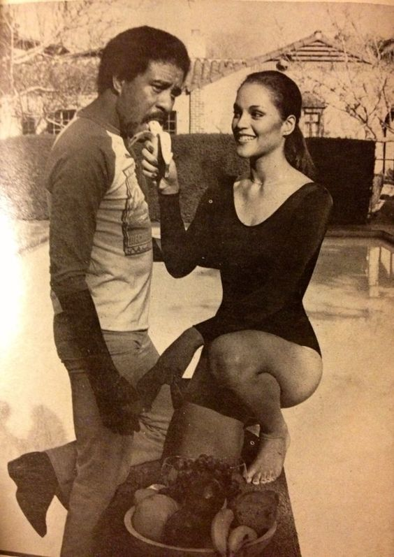 Richard Pryor/Jayne Kennedy: