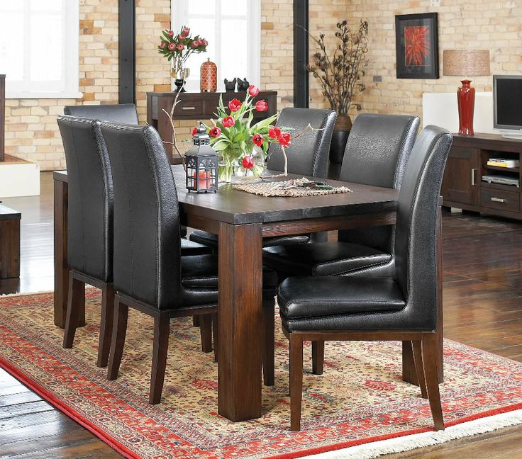 Rustic Heirloom 7 Piece Dining From Harvey Norman New Zealand