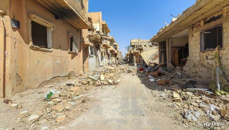 Palmyra, Syria country.