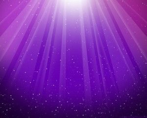 Aurora Burst Purple Wallpaper Wide in HD