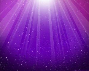 Aurora Burst Purple Wallpaper Wide in HD