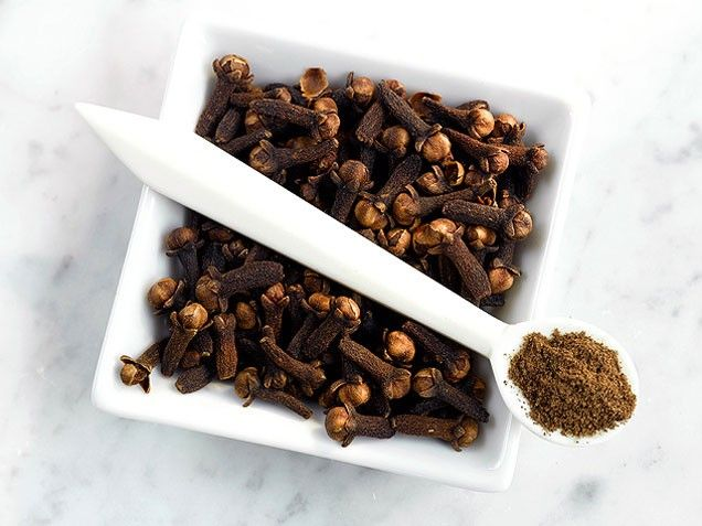 """""""Sprinkling a ¼ teaspoon of ground cloves on meals daily may also protect your ticker. Scientists say this simple action helps stabilize blood sugar, plus dampen production of artery-clogging cholesterol in as little as three weeks."""" ~ivillage.com"""
