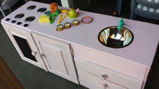 Kinder keukentje