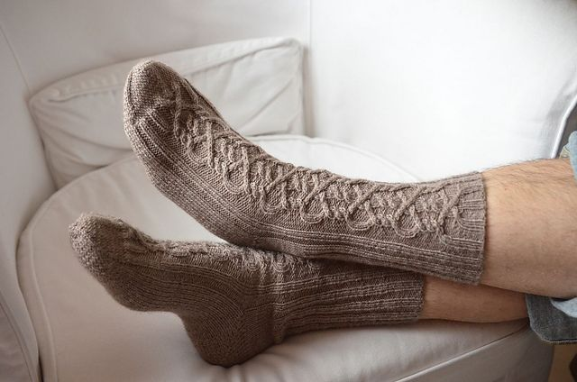 Ravelry: Papy Feet pattern by Tricot KAL