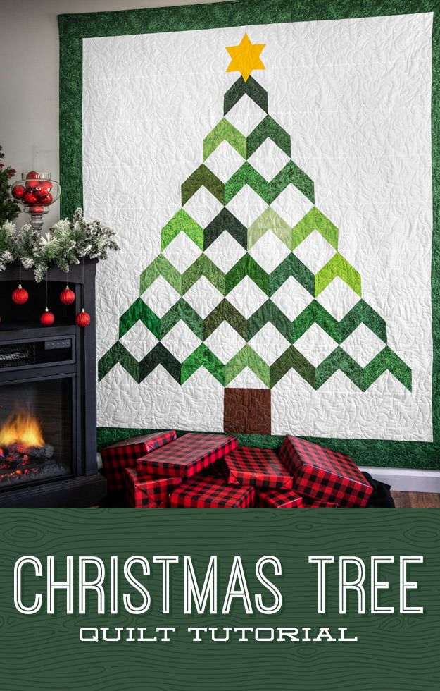 Christmas Tree Quilt : christmas, quilt, 2018_ChristmasTree625x980.jpg, Christmas, Quilts,, Quilt,, Quilt, Blocks