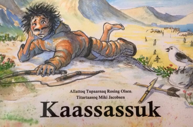 Please help me publish my Hungarian translation of a Greenlandic children's book: http://igg.me/at/kaassassuk/x/14839476