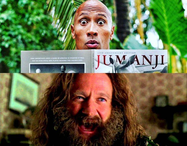 Jumanji : Welcome to the Jungle, avec Dwayne Johnson ...