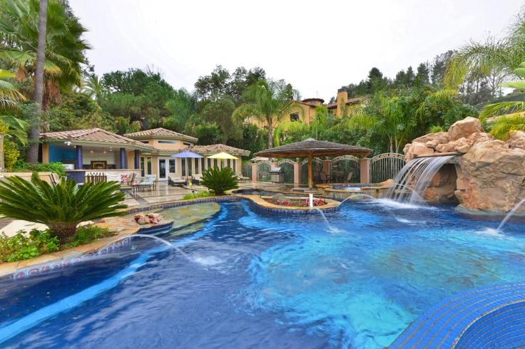 183 Best Pools Cabanas Outdoor Showers Spas Images On Pinterest Pool Cabana Swimming