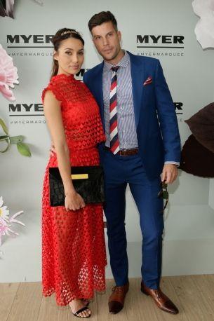 The Bachelor's Sam Wood and Snezana Markoski are engaged