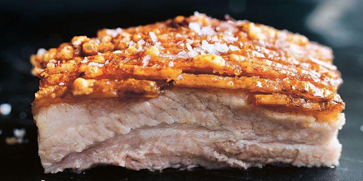 Crispy Roasted Pork Belly Recipe - Lifestyle FOOD