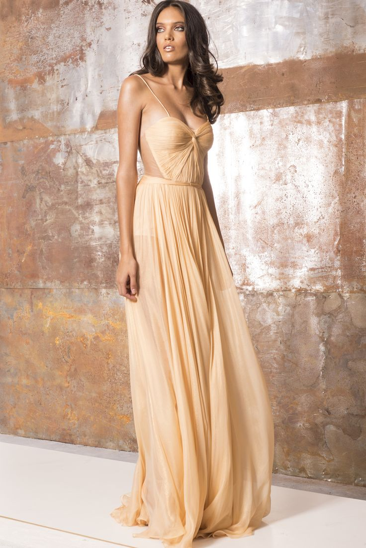 Siri gown