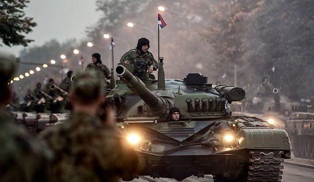 ΕΚΤΑΚΤΟ – Αλβανοί ανατίναξαν το Αρχηγείο των Σέρβων στη Σκόδρα – Ηχησαν τα τύμπανα πολέμου