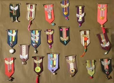 medals made by Vic2ria