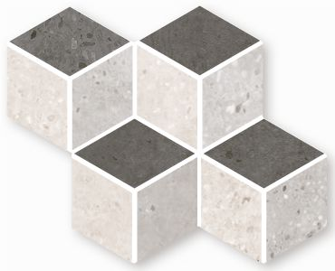 Tortona Mosaic Gris 35X28 | Arcana Tiles | Arcana Cerámica | interior design | architecture | style | stone inspiration