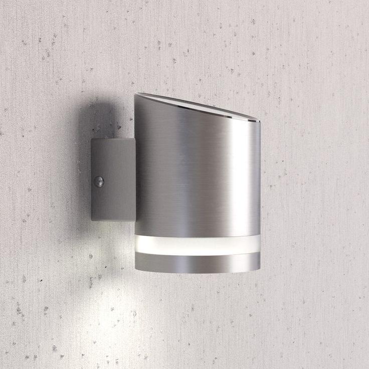 Las 25 mejores ideas sobre lamparas solares para exterior - Lamparas de pared exterior ...