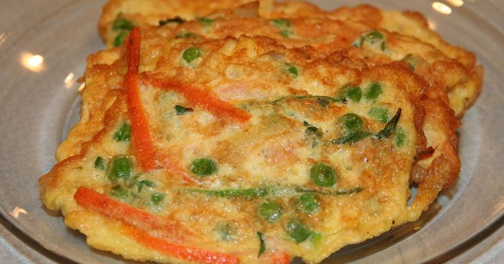 Egg foo young is an American Chinese cuisine that was born in the United States back in the 1930's by Chinese immigrants catering to the W...